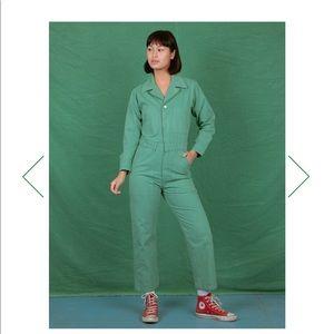 Big Bud Press Seafoam Green Jumpsuit